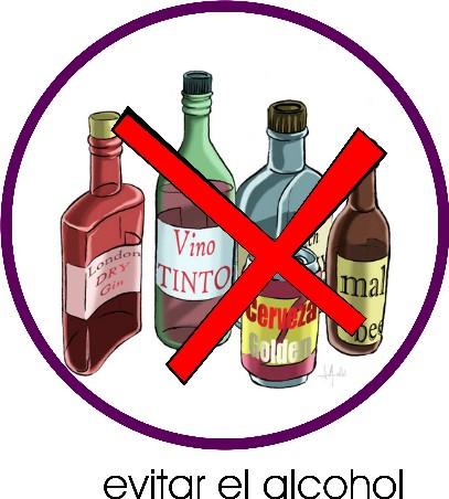Que medio público de la dependencia alcohólica